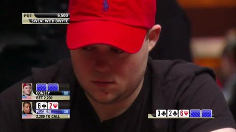 NAPT 2 Mohegan Sun Bounty Shootout Flight A