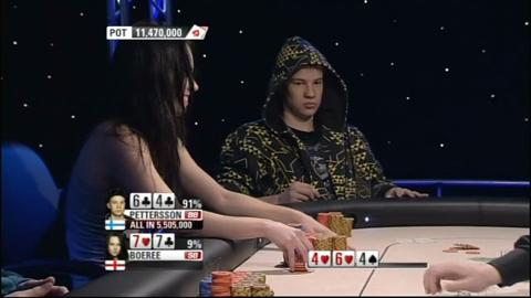 Poker's Million Dollar Girl - The Story of Liv Boeree's San Remo Victory