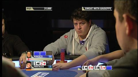 EPT 7 Berlin - Sweat With Giuseppe Pantaleo