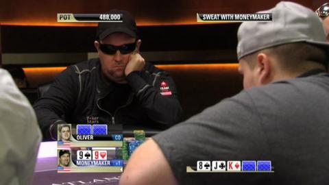 PCA 2011 - Sweat With Chris Moneymaker II