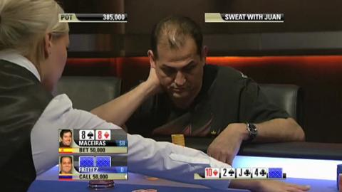 EPT 7 Madrid - Sweat With Juan Macerias