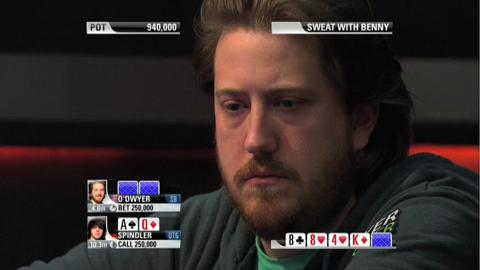 EPT 8 London - Sweat With Benny Spindler II