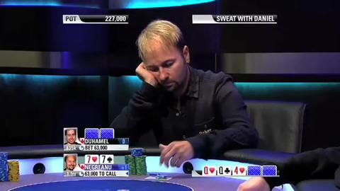 PCA 2012 - Sweat With Daniel Negreanu