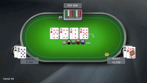 SCOOP 2012: Event 37 - $21,000 NLHE [Heads-Up]