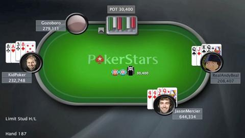WCOOP 2012: Event 64 - $10,300 8-Game High Roller