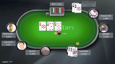 SCOOP 2013: Event 18 - $2,100 NL Hold'em [10-Max Shootout]