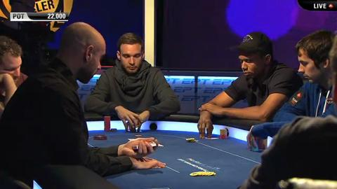 EPT9 Monaco - Super High Roller Day 2 - Part 2 (ft. Ike Haxton)