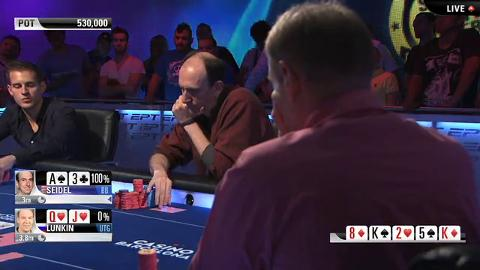 EPT 10 Barcelona - Super High Roller Final Table – Part 3 (ft. Steve Silverman)