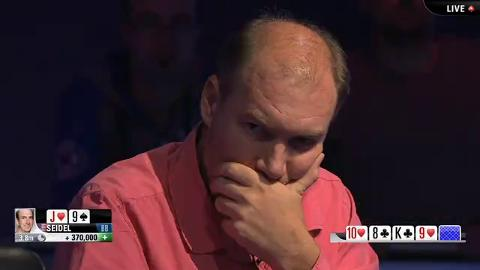 EPT 10 Barcelona - Super High Roller Final Table – Part 5 (ft. Stephen Bartley & Lee Jones)