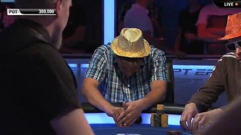 EPT 10 Barcelona – Main Event Final Table – Part 2 (ft. Neil Johnson)