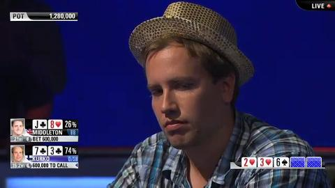 EPT 10 Barcelona – Main Event Final Table – Part 6