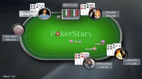 WCOOP 2013: Event 15 - $320 Stud Hi/Lo