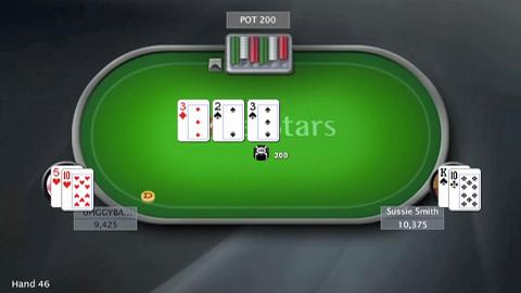 WCOOP 2013: Event 44 - $10,300 Heads-Up High Roller