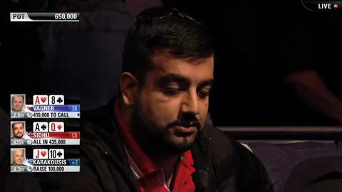 EPT 10 London – Main Event Final Table – Part 1 (ft. David Yan)