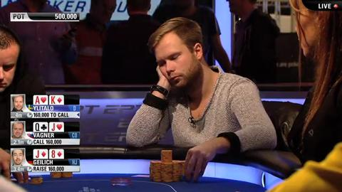 EPT 10 London – Main Event Final Table – Part 3 (ft. Neil Johnson & Neil Stoddart)