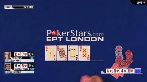 EPT 10 London - Super High Roller Final Table – Part 3 (ft. Lex Veldhuis)