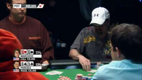 NAPT Venetian - Main Event Final Table