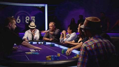 Enter: The PokerStars.com Shark Cage