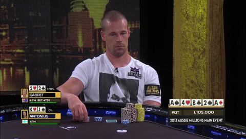 Aussie Millions 2013 - Main Event, Episode 5