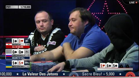 The Bonus Cut Live - French Poker Series 4 Monaco Final table