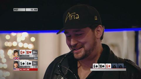 EPT10 London - Main Event, Episode 3