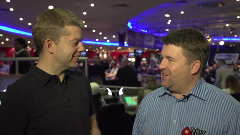 UKIPT4 Nottingham: Moneymaker chinwags with Wealthall