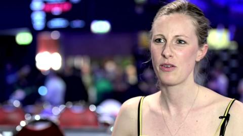 UKIPT4 Nottingham: Lexi Finnigan from The Sun newspaper talks about her experience