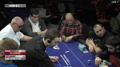 UKIPT4 Nottingham: Day 3 Highlights - We have a final!!