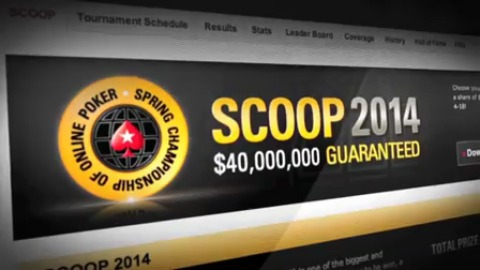SCOOP 2014 Main Event