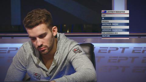 EPT10 London - Main Event, Episode 6
