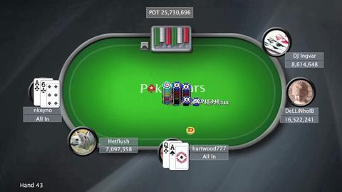 Sunday Million 20 July 2014