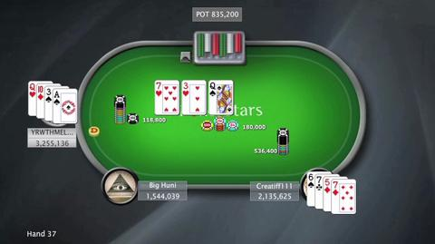 WCOOP 2014: Event #4 PLO 6-Max