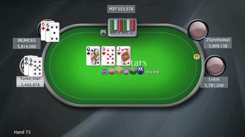 WCOOP 2014: Event #20, $320 Progressive Super-KO