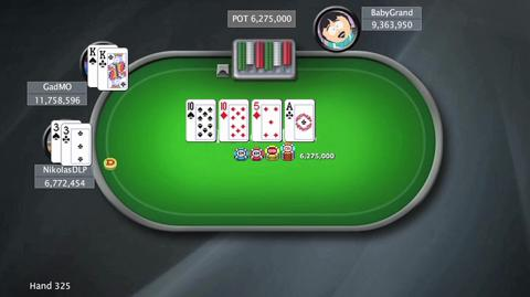 WCOOP 2014: Event #24 $700 No-Limit Hold'em