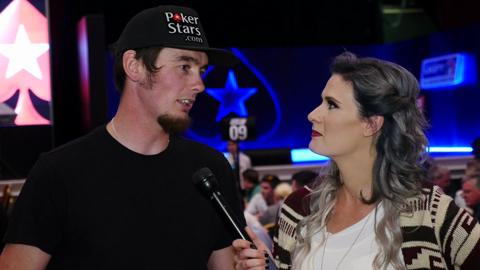 UKIPT IOM:  Hometown Hero Conor Cummins
