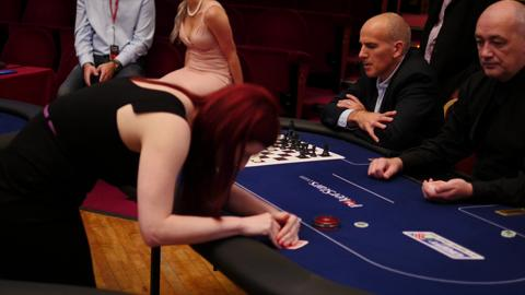 UKIPT IOM:  Jen Shahade Poker and Chess Challenge