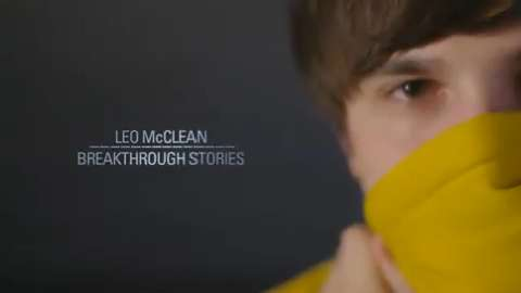Breakthrough Stories: Leo McClean