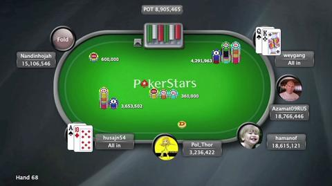 Sunday Million 12 October 2014