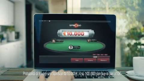Spin & Go - PokerStars.it