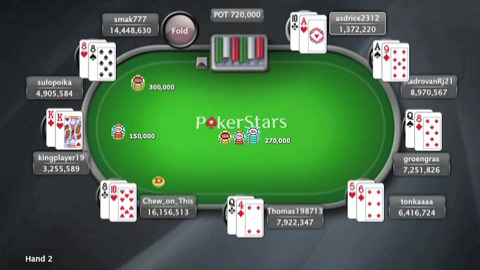 Sunday Million 26 October 2014