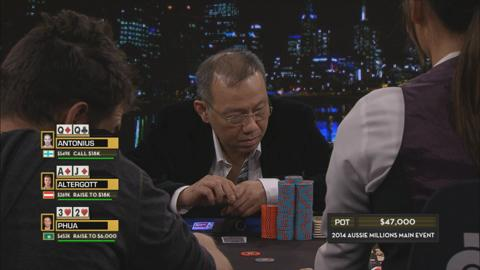 Aussie Millions 2014 - High Stakes Cash Game, Episode 4