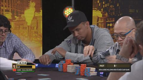 Aussie Millions 2014 - High Stakes Cash Game, Episode 3