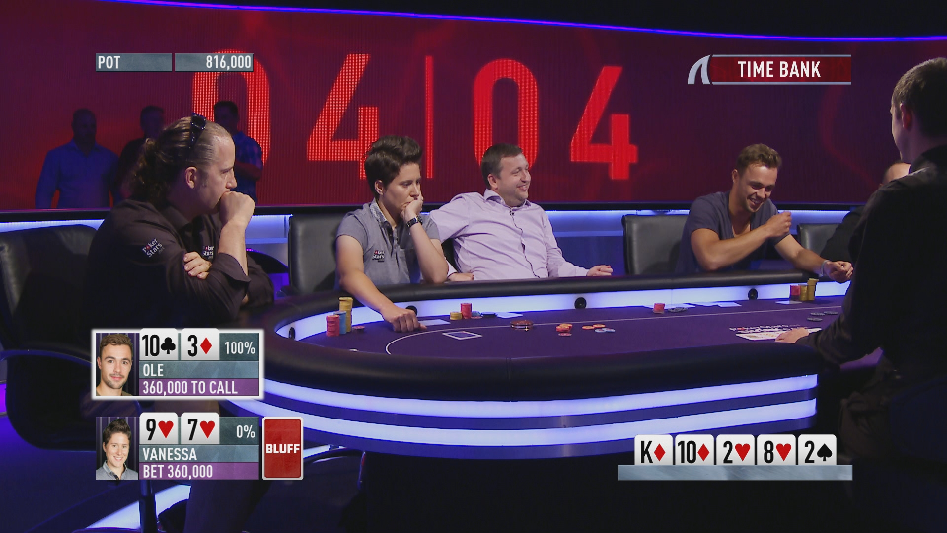 Selbst vs. Schemion: Extended Cut – The Bonus Cut | PokerStars