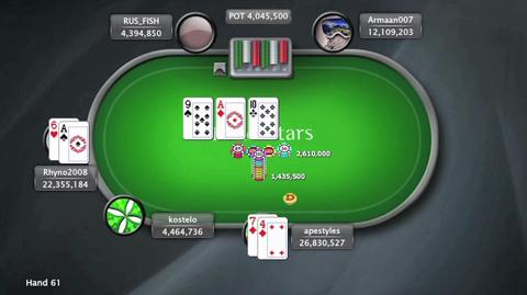 Sunday Million 21 December 2014 9-Max.