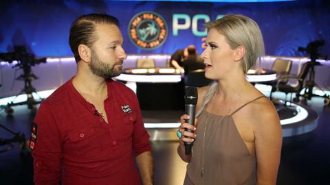 PCA 2015:  Daniel Negreanu Picking Up Tells