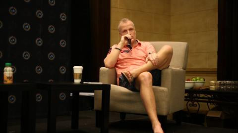 PCA 2015:  Q and A with Theo Jorgensen and Chris Moneymaker