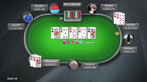 Sunday Million - 8 March 2015