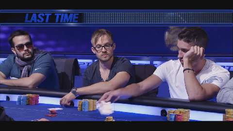 EPT 11 Barcelona - Super High Roller, Episode 2