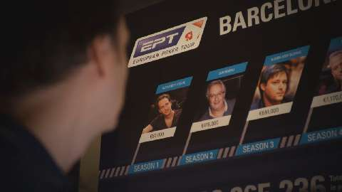 EPT 11 Barcelona - Main Event, Episode 1