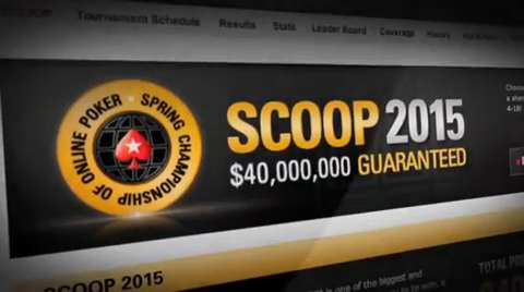 SCOOP 2015 - Event #3-M $215 Sunday Million